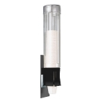 1011905 Water Cup Dispenser Clear Tube Black Head