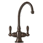 Waterstone 1200HC Chrome Hampton Hot/Cold Faucet