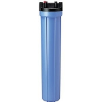 Pentek 150544 3G 20 ST Black/Blue Filter Housing 3/4 MB with PR