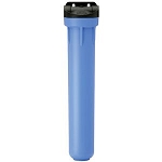 Pentek 150552 3G 20 ST Black/Blue Filter Housing 3/4 IB with PR