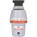 Waste King Legend 2600 - 1/2 Horsepower Disposer (L-2600)