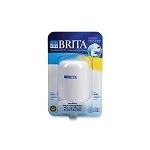 Replacement Filter for Brita On-Tap Basic Faucet System - 1 Pack White