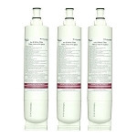4396510 Whirlpool Refrigerator Water Filter NLC250 - 3 Pack