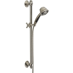 Delta 51508-SS Universal Showering Components Slide Bar Handshower Stainless Finish