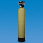 Structural 56-.75-C40 8 inch x 44 inch Poly Glass Backwahing Carbon Whole House Filter with Fleck 5600 Valve