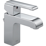 Delta 586LF-MPU Arzo Single Handle Centerset Lavatory Faucet Chrome Finish