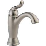 Delta 594-SSMPU-DST Linden Single Handle Lavatory Faucet Stainless Finish
