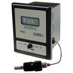 Myron L 758II-114-4A 4-20mA 0-100 PPM Digital Conductivity Monitor/Control