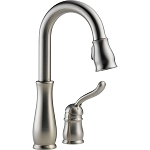 Delta 9978-SS-DST Leland Single Handle Bar-Prep Faucet Stainless Finish
