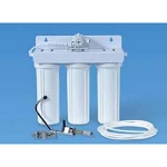 Watts Flowmatic ADWU-TM Under Counter Triple Sump