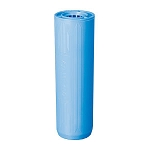 Aries AF-10-1042-BB 10 inch x 4 1/2 inch Catalytic Carbon Cartridge for Chloramine and Hydrogen Sulfide Removal