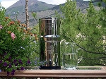 Big Berkey 2.25 Gal. Stainless Steel Water Purifier with two Black Berkey purification elements