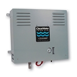Clearwater CD200 Ozone Generators System