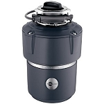 Evolution Cover Control 3-4 Horsepower Garbage Disposer By In-Sink-Erator