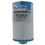 Filbur FC-0121 Pool and Spa Filter