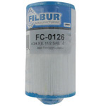 Filbur FC-0126 Pool and Spa Filter