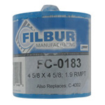 Filbur FC-0183 Pool and Spa Filter