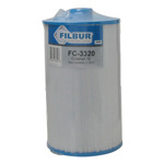 Filbur FC-3320, Coleman 75 Pool & Spa Filter