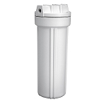 Watts Flowmatic FH7000WW38 20 inch White Filter Housing with 3/8 inch Port