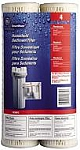 "GE FXWPC Sediment Water Filter 9.75"" x 2.5"" (2-Pack)"