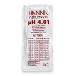 Hanna HI70004P 20 ML 25 Pack 4.01 pH Calibration Solution
