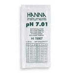 Hanna HI70007P 20 ML 25 Pack 7.01 pH Calibration Solution