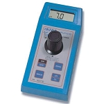 Hanna HI93710 Chlorine Handheld Multi-purpose pH Meter