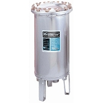 Harmsco HUR-90-HP 100 GPM 2 Hurricane Single Filter Housing