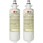 LG LT700P Refrigerator Water Filter ADQ36006101 - 2 Pack