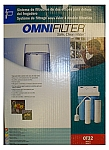 OmniFilter OT32 Series B Dual Stage Undersink Water Filter System