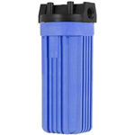 Pentek 150068 10 inch Standard Blue Housing with 3/4 NPT threads