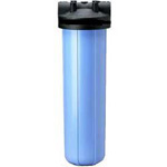 Pentek 20 inch Big Blue HFPP 1.5 inch Housing
