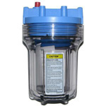 Pentek 158133 Clear Filter Housing