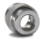 Polaris Scientific UV-NUT-1 Stainless Steel Long Nut