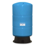 RO-2000-BL 20 Gallon Metal Blue PA-E Large Bladder Tank