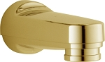Delta  RP17453PB Tub Spout - Pull-Down Diverter Polished Brass Finish