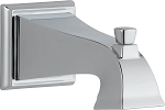 Delta RP52148 Dryden Tub Spout Pull Up Diverter Chrome Finish