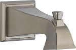 Delta RP52148SS Dryden Tub Spout Pull Up Diverter Stainless Finish