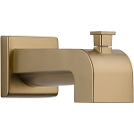 Delta RP53419CZ Vero Tub Spout - Pull-Up Diverter Champagne Bronze Finish