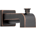 Delta RP53419RB Vero Tub Spout - Pull-Up Diverter Venetian Bronze Finish