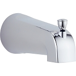 Delta RP64721 Foundations Core-B Tub Spout - Pull-Up Diverter Chrome Finish