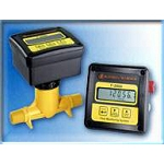 Blue-White RTSB-15K8-GM1 15-150 GPM Totalizer 1.5 Saddle F-2000 Digital Inline Flowmeter