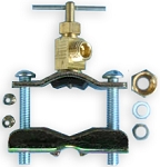 Self Piercing Saddle Valve