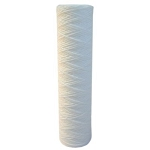 1 Micron Polypropylene String Wound Sediment Filter - 2.5 x 10