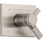 Delta T17T053-SS Vero TempAssure(R) 17T Series Valve Trim Only Stainless Finish