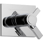 Delta T17T053 Vero TempAssure(R) 17T Series Valve Trim Only Chrome Finish