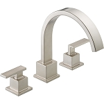 Delta T2753-SS Vero Roman Tub Trim Stainless Finish