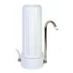 Pentek Viraguard VCT-1 Countertop System with Built-in Faucet