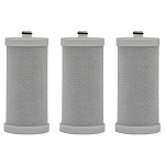 Water Sentinel WSF-1 Refrigerator Filter Kit | Frigidaire WFCB | 3 Pack