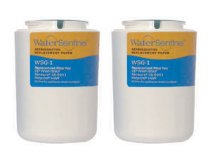 Water Sentinel WSG-1 (GE MWF / GWF Compatible) Water Sentinel Refrigerator Water Filter - 2 Pack at Sears.com